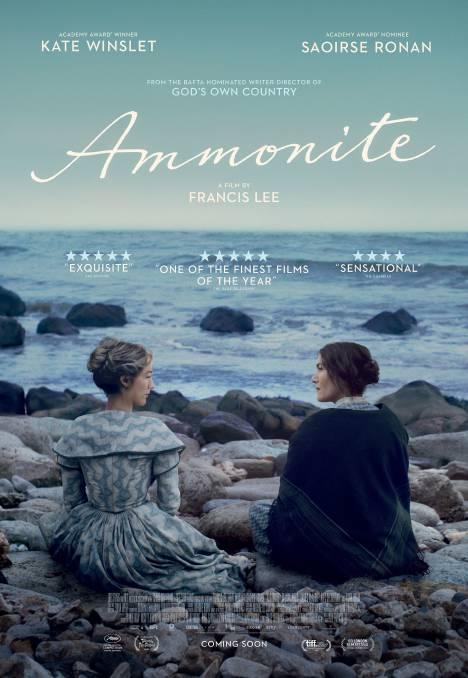 WIN tickets to new movie Ammonite | The Senior | 2259
